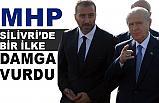 MHP, Silivri'de Volkan Yılmaz ile Bir İlke Damga Vurdu