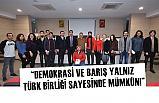 OMÜ'de Azerbaycan'ın Kuruluşu ve Elçibey Anlatıldı
