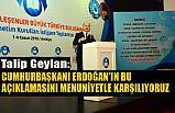 """Talip Geylan, Erdoğan'ın """"İş güvencesi"""" Sözlerini Değerlendirdi"""