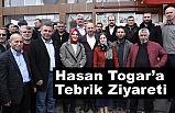 Tekkeköy Belediye Başkanı Hasan Togar'a Tebrik Trafiği