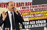 """""""Türkiye Kamu-Sen 1 Mayıs'ta Samsun'da Yeni Bir Dönem Başlatacak"""""""