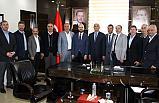 Yusuf Ziya Yılmaz, Çarşamba, Terme, Ayvacık Belediye Başkanlarını Kutladı