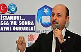Geylan; İstanbul'un fethinin 566. yıl dönümü kutlu olsun