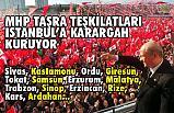 MHP İstanbul İçin Harekete Geçti; Karargahını İstanbul'a Kuruyor
