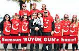 Mustafa Demir: Samsun 'BÜYÜK GÜN'e hazır!