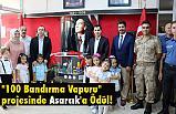 """""""100 Bandırma Vapuru"""" Projesinde Asarcık'a Ödül"""