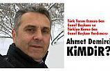 Ahmet Demirci Kimdir?