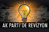 Ak Parti'de Revizyon Yolda