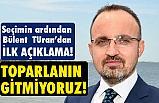 Ak Parti Grup Başkanvekili Turan'dan Önemli Paylaşım