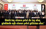 Fatma Şahin, TBB Başkanı Seçildi