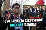 G20 Japonya Zirvesi'nde 'Bozkurt' Damgası