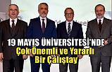 """Nuri Gürgür'den 19 Mayıs Üniversitesi """"Yüksek Din Öğretimi Çalıştayı"""""""