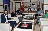 Samsun Baro Başkanı Gürbüz'den Özdemir'e ziyaret