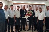 15 Temmuz öncesi Jandarma Alay Komutanından anlamlı ziyaret