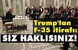 ABD Başkanı Trump'tan, G-20 zirvesinde Türkiye İtirafı