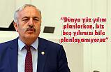 Bedri Yaşar; Hükümetin 11. Beş Yıllık Kalkınma Planını değerlendirdi