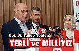 Büyük Anadolu Hastanesi: İlkiz, yerliyiz, Milliyiz