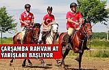 Çarşamba'da Rahvan At Yarışları Başlıyor
