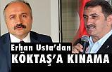 Erhan Usta'dan Köktaşa; Sen Nerenin Milletvekilisin?
