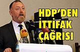 HDP Eş Genel Başkanı Sezai Temelli, İttifak Çağrısında Bulundu