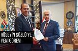 MHP'de Eski Başkan Hüseyin Sözlü'ye Yeni Görev