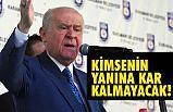 MHP Lideri Bahçeli, Karaman'da Konuştu