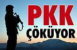 PKK Panikledi, Destek Çöküyor!