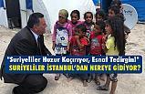 Suriyeliler Huzur Kaçırıyor, Esnaf Tedirgin!