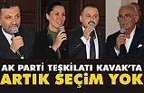 AK Parti Kavak İlçe Danışma Toplantısı Gerçekleştirildi