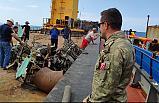 Azerbaycan'a Ait Savaş Uçağı Enkazına İlişkin Açıklama