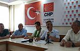CHP Samsun  İL Başkanlığı: Fahiş Zamla İlgili Mücadelemiz Devam Ediyor
