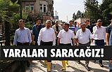 Ersan Aksu, Sel Felaketinin Açtığı Yaraları Hızla Saracağız
