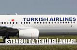 İstanbul'da Tehlikeli Anlar!