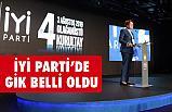 İYİ Parti'de GİK Listesi Yayınlandı