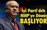 İyi Parti'den MHP'ye Dönüş
