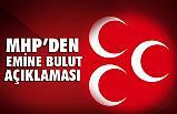MHP'den Emine Bulut açıklaması: Teyakkuzda olacağız!