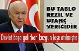 MHP Lideri Bahçeli; Devlet Aklı Buna Seyirci Kalmayacaktır
