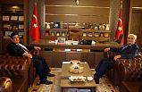 Milletvekili Yılmaz'dan Başsavcı Kılıç'a ziyaret