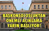 Rusya İstanbul Başkonsolosluğundan Önemli Açıklama