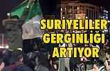 Türkiye'de Suriyeliler Gerginliği Artıyor