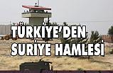 Türkiye'den Suriye hamlesi