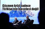 """Çavuşoğlu, """"Yol Ayrımındaki Çok Taraflılık"""" başlıklı panelde konuştu"""