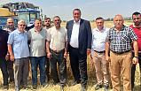 Milletvekili Gürer; Çeltik çiftçisi fiyat bekliyor