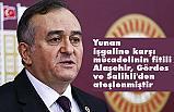 """MHP Grup Başkanvekili Erkan Akçay'dan """"Kurtuluş"""" Mesajı"""