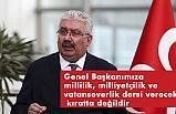 MHP'li Semih Yalçın, Boş iddialar ve ucuz efelenmeler