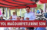 """""""Tekkeköy hastanesiyle, okullarıyla, yollarıyla modern bir kent olacak"""""""