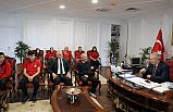 Başkan Demirtaş, Emek sarf eden tüm öğrencilerimizin emrindeyim