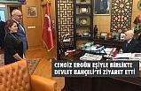 Başkan Cengiz Ergün MHP Genel Merkezini Ziyaret Etti