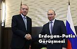 Cumhurbaşkanı Erdoğan, Putin ile görüştü.
