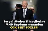 MHP Başdanışmanı Eyyüp Yıldız; Çete Gibi Hareket Ediyorlar